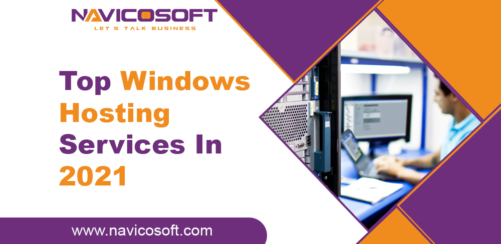 Top Windows hosting services